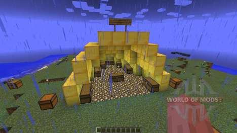 The Hunger Games [1.8][1.8.8] for Minecraft