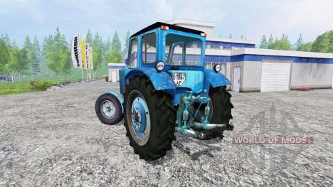MTZ-50 v2.0 for Farming Simulator 2015