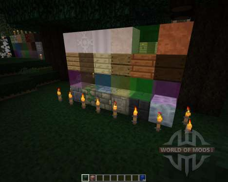 Obsincraft Resource Pack [16x][1.8.8] for Minecraft