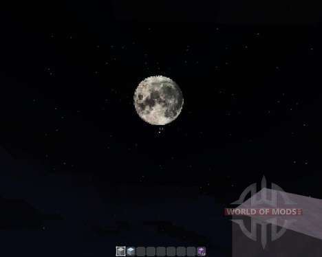 Ice Planet Resource Pack [32x][1.8.8] for Minecraft
