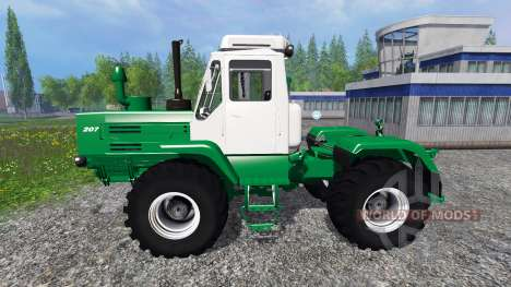 T-150K green for Farming Simulator 2015