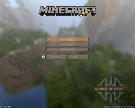 Lithos Core Resource Pack [32x][1.8.8] for Minecraft