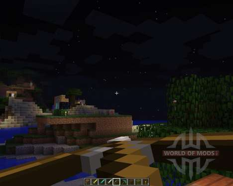 CENTERED RESOURCE PACK [16x][1.8.1] for Minecraft