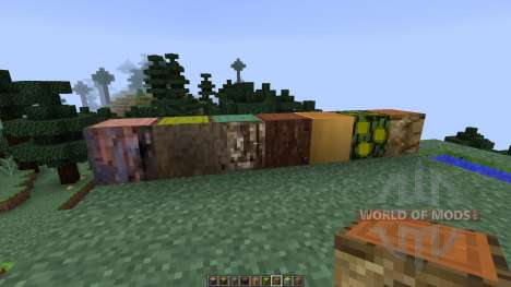 Forestry [1.7.10] for Minecraft