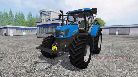 New Holland T6.160 for Farming Simulator 2015