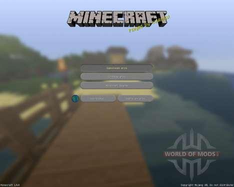 JoeCraft Smooth Realism Pack [32x][1.8.8] for Minecraft