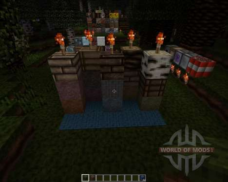 Unsimple Resource Pack [16x][1.8.8] for Minecraft