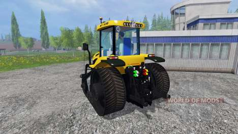Caterpillar Challenger MT765B v2.1 for Farming Simulator 2015