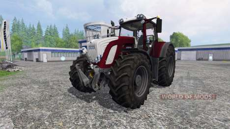 Fendt 924 Vario - 939 Vario [bordeaux] for Farming Simulator 2015