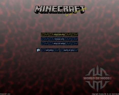 POW Craft [32x][1.8.1] for Minecraft