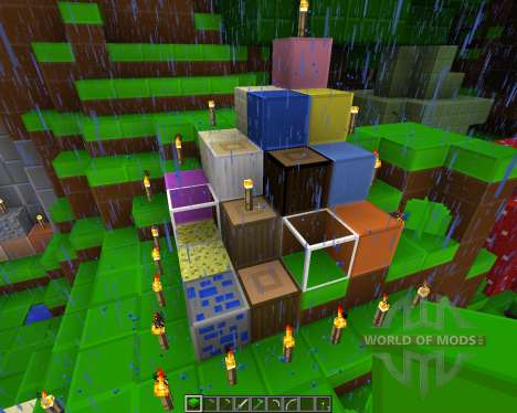 Ymes Simplistic PVP Pack [16x][1.8.8] for Minecraft