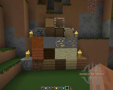 Smooth Village Blocks [16x][1.8.1] for Minecraft