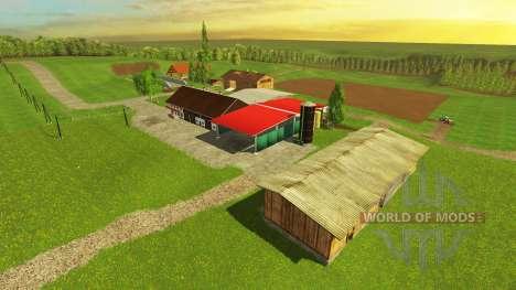 Ein Stuck Land v0.9 for Farming Simulator 2015