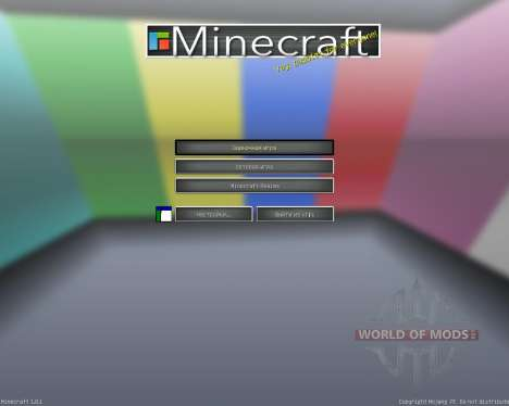 Modern HD Pack [64x][1.8.1] for Minecraft