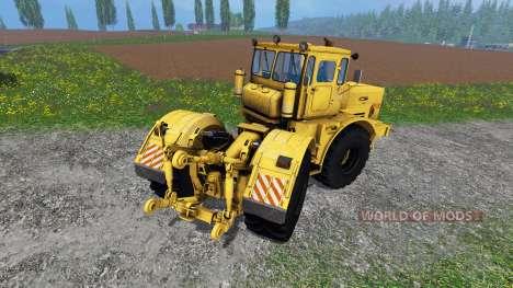 K-700A Kirovets [YAMZ-238 and YAMZ-240] for Farming Simulator 2015