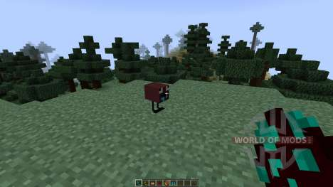Pulga Mod [1.7.10] for Minecraft