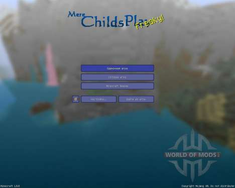Mere Childs Play [32x][1.8.8] for Minecraft