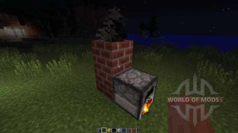 Chimneys [1.8] for Minecraft