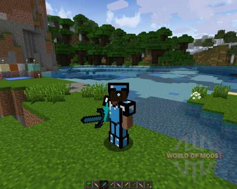 Twisted PvP [64x][1.8.1] for Minecraft