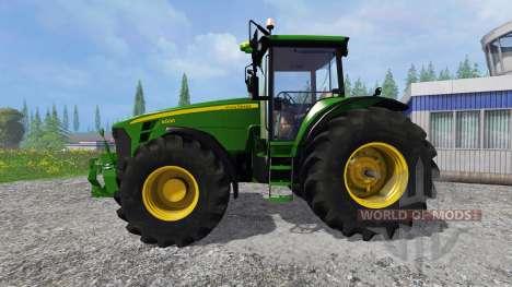 John Deere 8530 [fixed] for Farming Simulator 2015