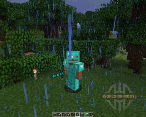 Detail armour [16x][1.8.1] for Minecraft