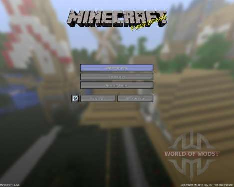 Memorys Survival Resource Pack [16x][1.8.8] for Minecraft