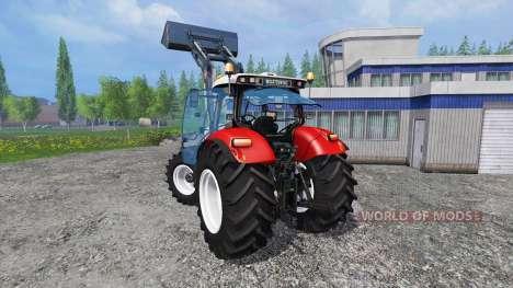 Steyr CVT 6230 v1.2 for Farming Simulator 2015