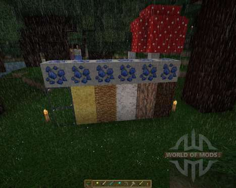 Auroras Resource Pack [128x][1.8.8] for Minecraft
