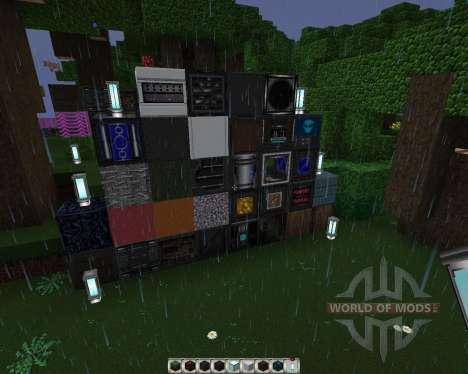 Norzeteus Space [128x][1.8.8] for Minecraft