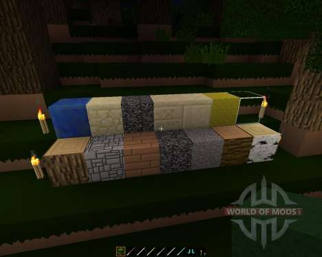 TrueColors [32x][1.8.8] for Minecraft