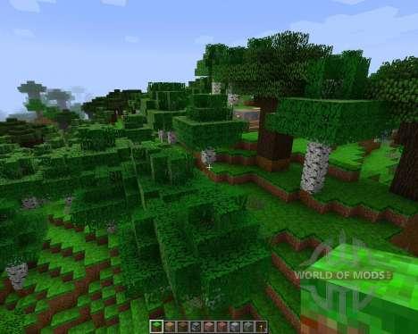 SembriCraft [32x][1.8.8] for Minecraft