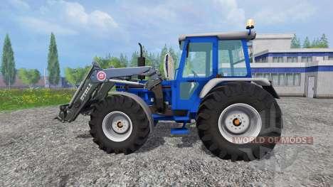 Ford 7810 for Farming Simulator 2015