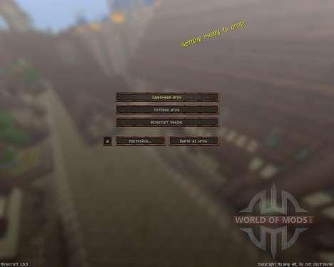 Werian HD Resource Pack [32x][1.8.8] for Minecraft