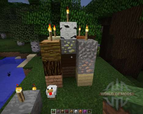 Canvas [64x][1.8.8] for Minecraft