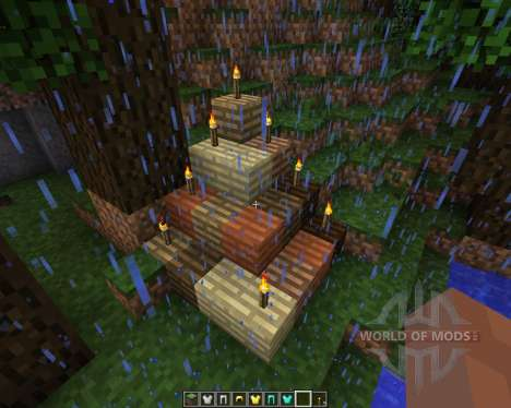 TinyMiner Resource Pack [8x][1.8.1] for Minecraft