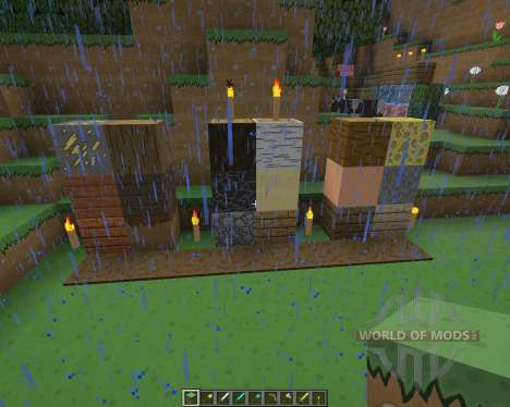 Doodle Blocks HD Resource Pack [128x][1.8.8] for Minecraft