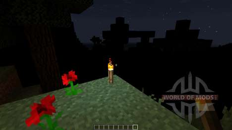 Hardcore Darkness [1.8] for Minecraft