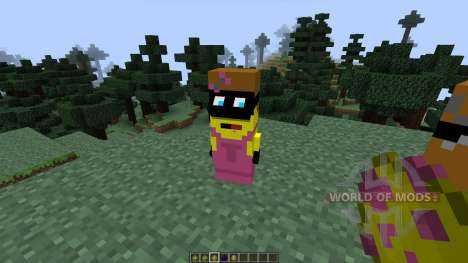 Thinks Lab Minions [1.7.10] for Minecraft