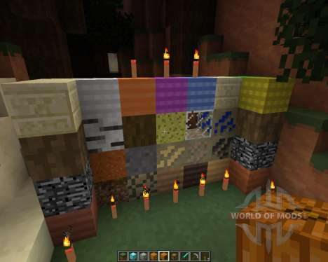 Calidus Warm and Bright [8x][1.8.1] for Minecraft