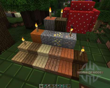 SB Pack [16x][1.8.8] for Minecraft