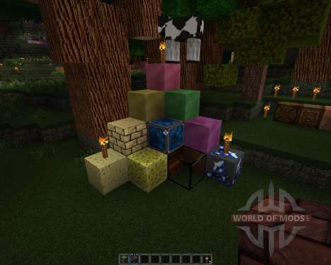 Elements Resource Pack [64x][1.8.8] for Minecraft