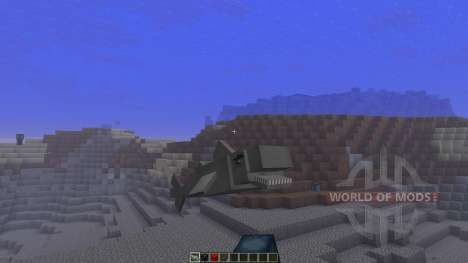 Shark Simulator in Vanilla Minecraft[1.8][1.8.8] for Minecraft
