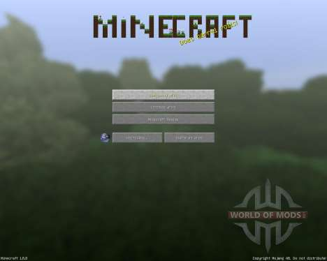 Full of life [128x][1.8.8] for Minecraft
