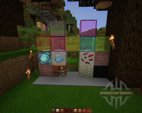 Hyperion HD TexturePack [128x][1.8.1] for Minecraft