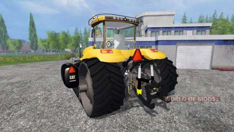 Caterpillar Challenger MT865B v1.2 for Farming Simulator 2015