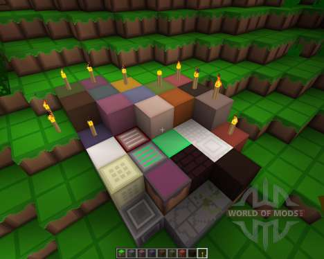 Technos Timeless Textures [16x][1.8.8] for Minecraft