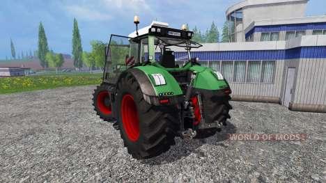 Fendt 1050 Vario Grip wheels for Farming Simulator 2015