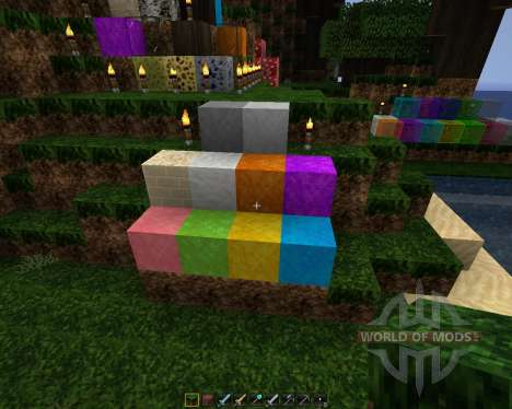Vikis Resource Pack [32x][1.8.8] for Minecraft