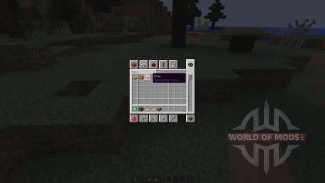 Roxas Straw [1.8] for Minecraft