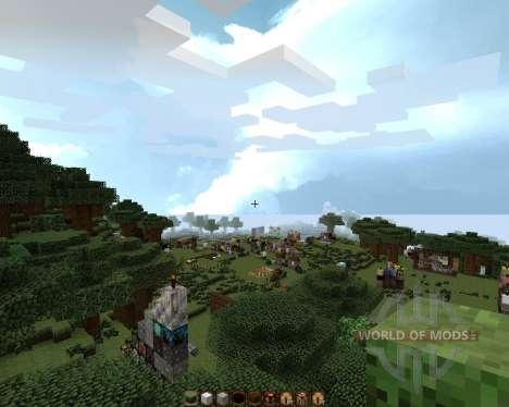 Moray Swift -- Victorian [16x][1.8.1] for Minecraft